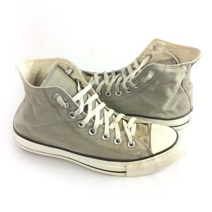CONVERSE | high top gray SZ 7.5